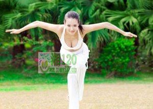 亚洲最美瑜伽